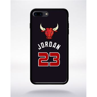 coque iphone 7 plus jordan 23