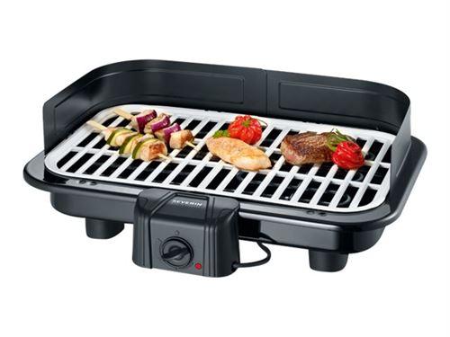 Barbecue électrique Severin PG 2794 noir Barbecue Achat