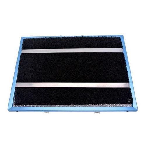 Filtre métal anti graisse (à l'unité) 242x181mm Hotte 74X5475 SAUTER - 60667
