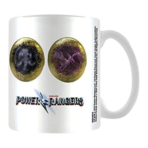 Tasse Power Coins Power Rangers