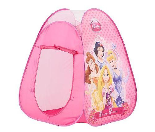 Disney princess pop up tent