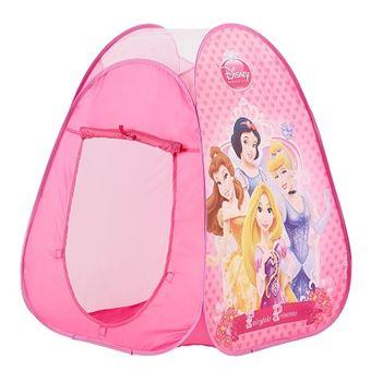 Disney princess pop up tent - Maisons de jardin - Achat & prix   fnac
