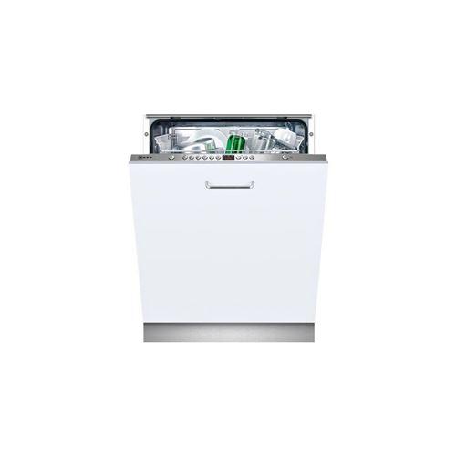 Neff S513A60X0E - Lave-vaisselle - intégrable - Niche - largeur : 60 cm - profondeur : 55 cm - hauteur : 81.5 cm