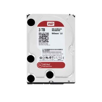 Disque Dur WD Red 3 To SATA 6 Gb/s