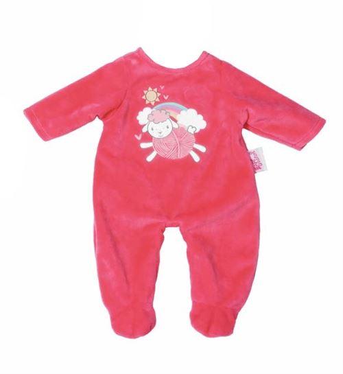 Baby Annabell boite costume pour poupée de 34-38 cm rose