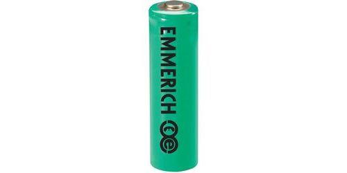 Pile spéciale R6 (AA) lithium Emmerich 651244 3.6 V 2400 mAh 1 pc(s)