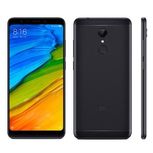 Xiaomi Redmi 5 4G Phablet 57 pouces MIUI 9 Snapdragon 450 Octa Core 18 GHz 2 Go RAM 16 Go ROM Noir