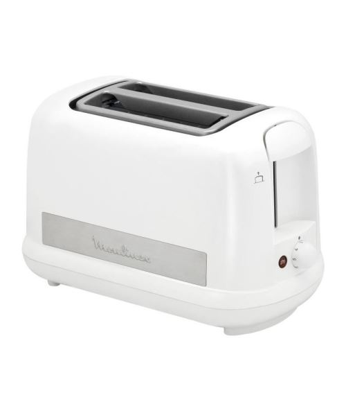 Moulinex lt162111 principio plus toaster blanc 30,20 x 17,2 x 19,60 cm