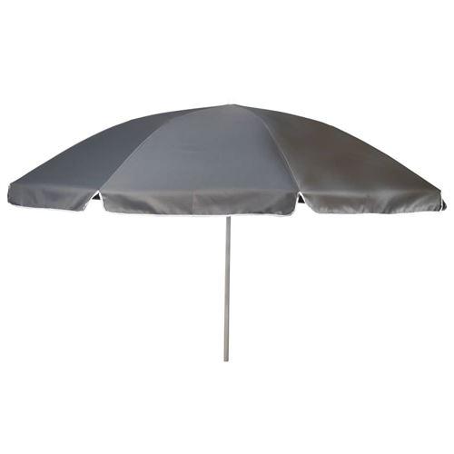 Bo-Camp Parasol 165 cm Gris