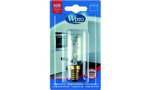 Ampoule WPRO AMPOULE FOUR E14 40W