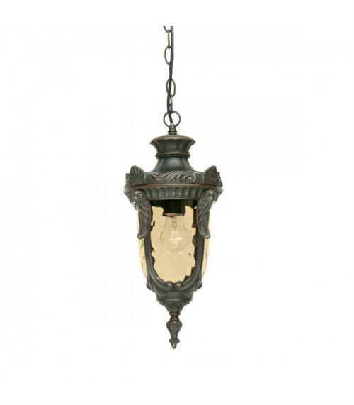 Suspension Philadelphia, bronze antique