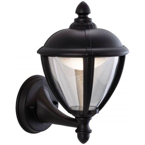 Applique Unite LED, haut, noir