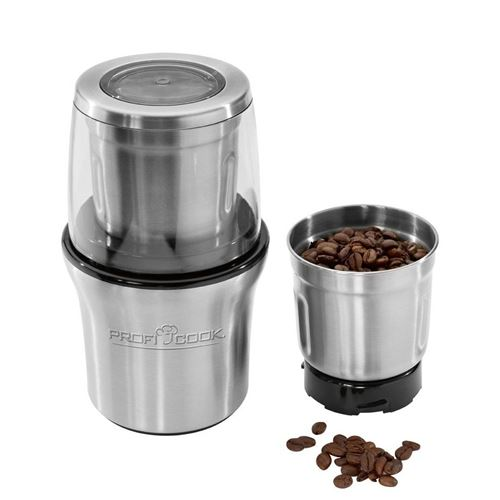 PROFICOOK ELECTRIC COFFEE MILL