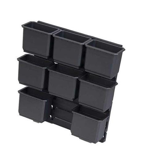Lot d'inserts pour boite de transport SCM - 9 pièces - 850.0376