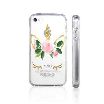 coque iphone 4 4s licorne
