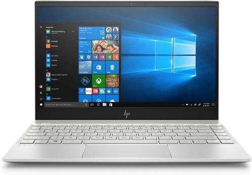 PC portable HP envy 13-ah0009nf 1.8ghz i7-8550u 13.3 1920 x 1080 argent (4ke84ea)