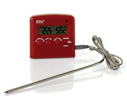 Minuteur Et Thermometre De Cuisson A Sonde