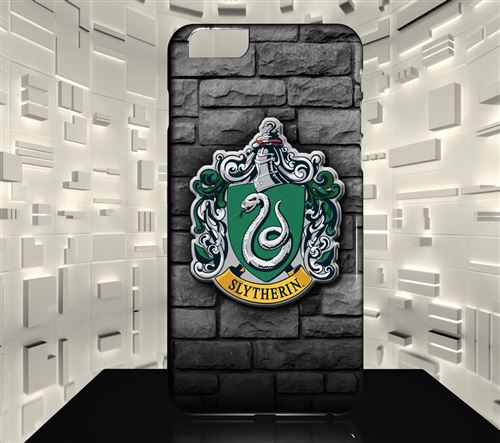 coque iphone 7 serpentard