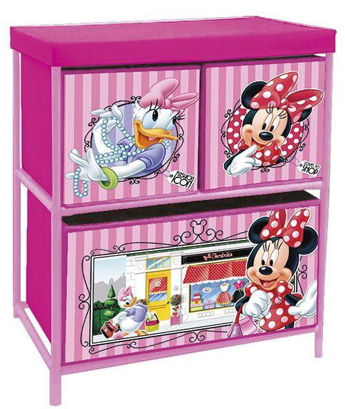 Disney armoire de rangement Minnie Mouse 53 x 30 x 60 cm