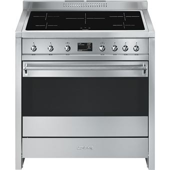 Piano De Cuisson Induction 90 Cm Smeg A1pyid 9 Cuisiniere