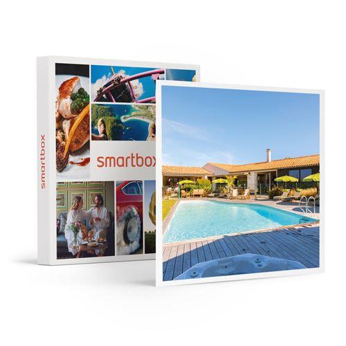 SMARTBOX - Séjour détente 4* sur l'île de Ré avec séance au spa - Coffret Cadeau