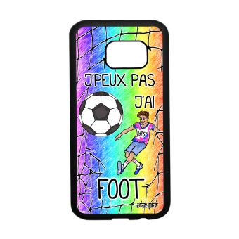 coque galaxy s7 foot