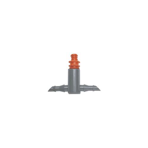 Goutteur en ligne auto-régulant Micro-Drip GARDENA - 10 pièces 1343-26