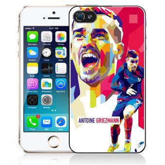 Coque pour iPhone SE football griezmann