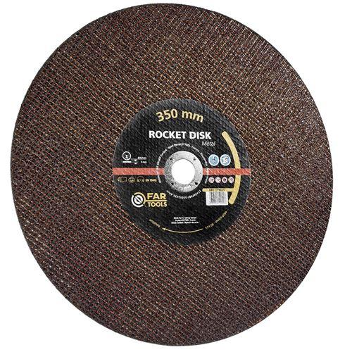 Disque acier pour tronconneuse a disque 350 mm