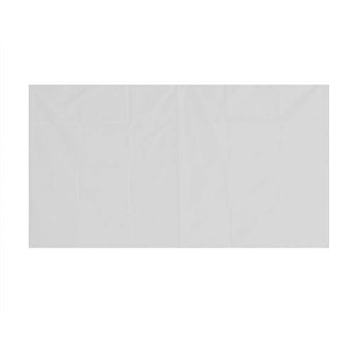 1pc portable couleur blanche écran de projection de rideau en projecteur 16: 9 (72 pouces)