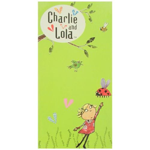Kids Preferred Charlie and Lola Doll Case