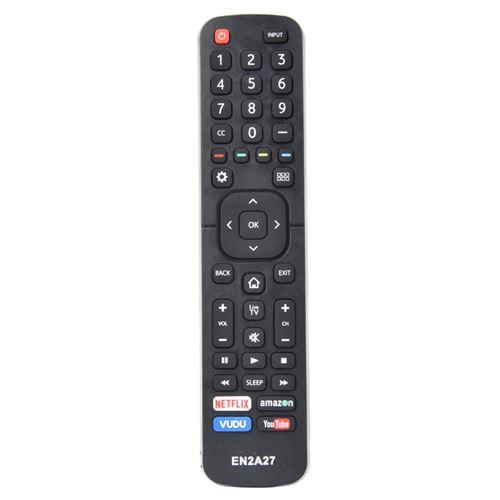Télécommande de Remplacement pour Hisense EN2A27 EN-2A27 ER-22641HS 55H6B 50H7GB LED HDTV