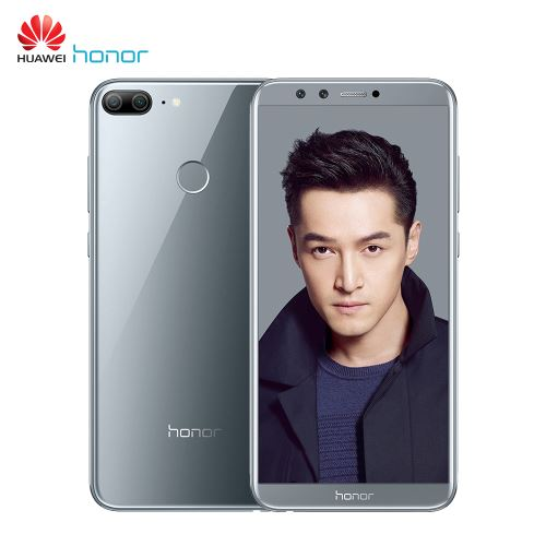 Smarthphone Huawei Honor 9 Lite 4G 4 Go + 64 Go 5,65 pouces Android 8.0 3000 mAh Gris