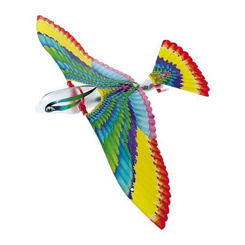 Paco le perroquet volant