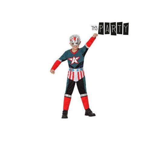 Déguisement pour Enfants Super héros (Taille 3-4 Ans)