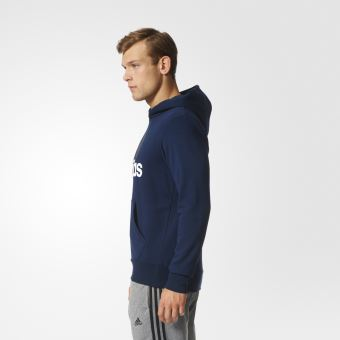 b08662438d170 Hoodie adidas Essentials Linear XXL Bleu - Vestes de sport - Achat & prix |  fnac