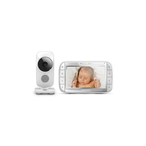 Motorola Babyphone Video Mbp48 - Des La Naissance - Bebe Mixte