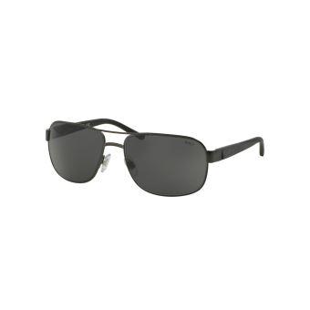 Polo Man Ralph Lauren Homme Metal SunglassesGris KFl1Jc3T