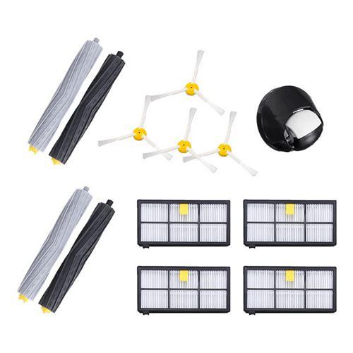 Filtres brosse brosses latérales Accessoires Pour IRobot 860 870 880 980 Cleaner