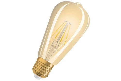 LED E27 OSRAM 4052899962095 4 W = 35 W or (Ø x L) 64 mm x 145 mm