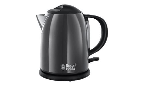 Russell Hobbs 20192-70 Bouilloire compacte 1L Collection Colours Gris Orage 220