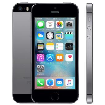 apple iphone 5s 16 go gris sid ral smartphone achat prix fnac. Black Bedroom Furniture Sets. Home Design Ideas