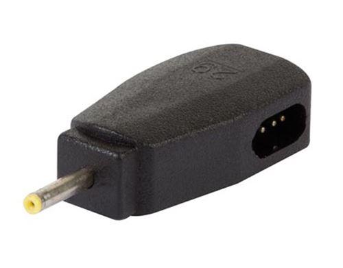 connecteur pour alimentations réf. 042784/453640/466718/555559 - asus 2.5 x 0.7 mm