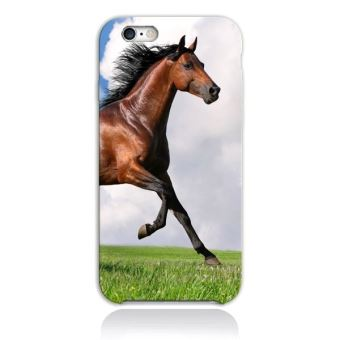 coque iphone 4 silicone cheval