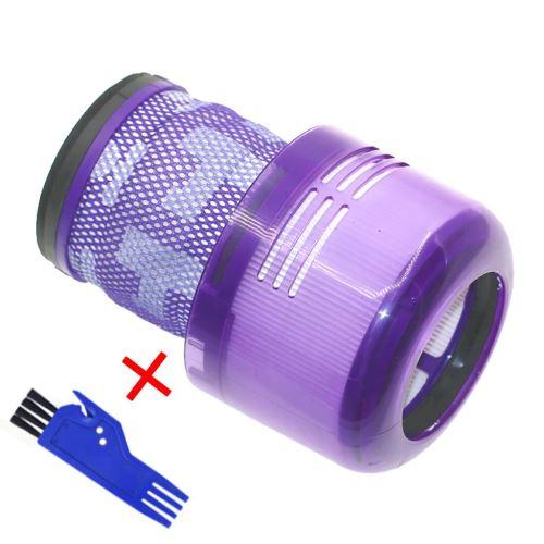 Remplacement Du Filtre Lavable pour D-Yson V11 Sv14 Cyclone Clean Total Aspirer Wenaxibe476