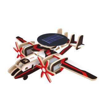 Maqueta Avión solar