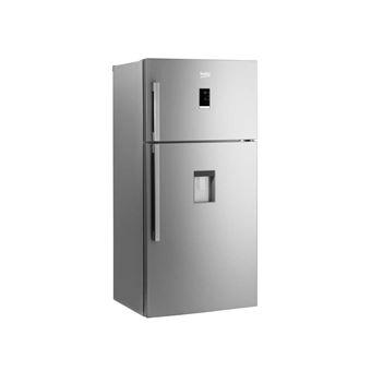 BEKO REFRIGERATEUR frigo double PORTE inox 556L A+ Froid ventilé No frost  Distributeur d\'eau