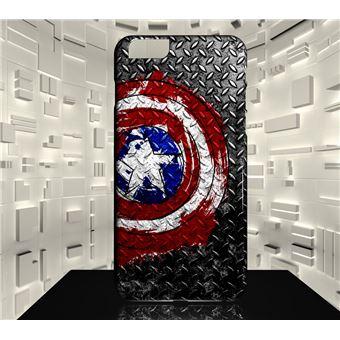 coque iphone 8 captain marvel