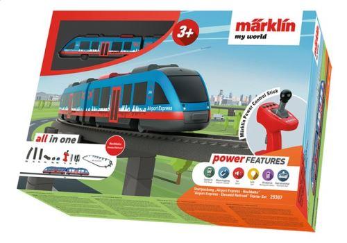 Märklin coffret de démarrage My World Airport Express
