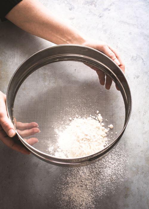 Matfer - tamis de cuisine professionnel en inox ar